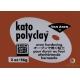 KATO Polyclay 56 g Métallique Cuivre
