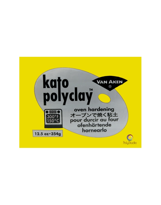 KATO Polyclay 354 g Jaune