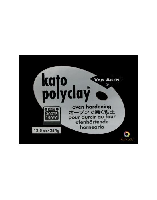 KATO Polyclay 354 g (12.5 oz) Black