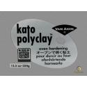 KATO Polyclay 354 g (12.5 oz) Silver metal