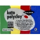 KATO Polyclay 112 g 4 Primary colors