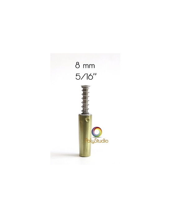Emporte-pièce Kemper Ovale 8 mm