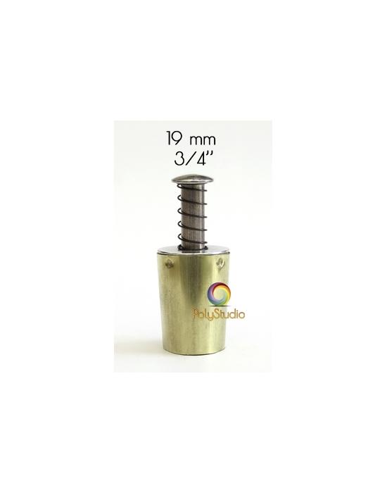 Emporte-pièce Kemper Ovale 19 mm