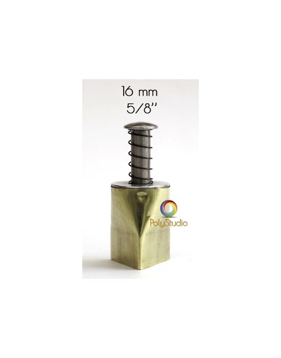 Emporte-pièce Kemper Triangle 16 mm
