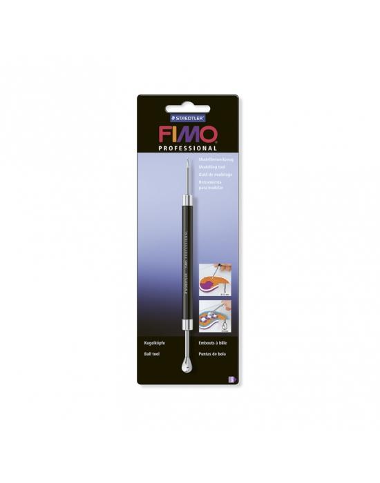 Outil de modelage FIMO Pro No 3 Embouts à bille