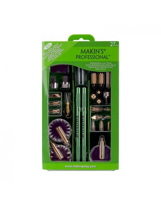 Coffret de 27 outils professionnels Makin's