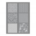 Graine Créative silk screen Geometrical