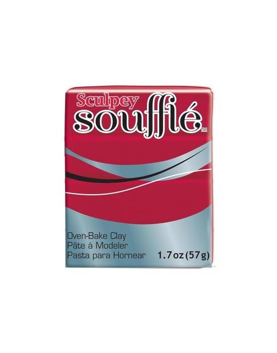 Soufflé 48 g Rouge cherry pie N° 6083