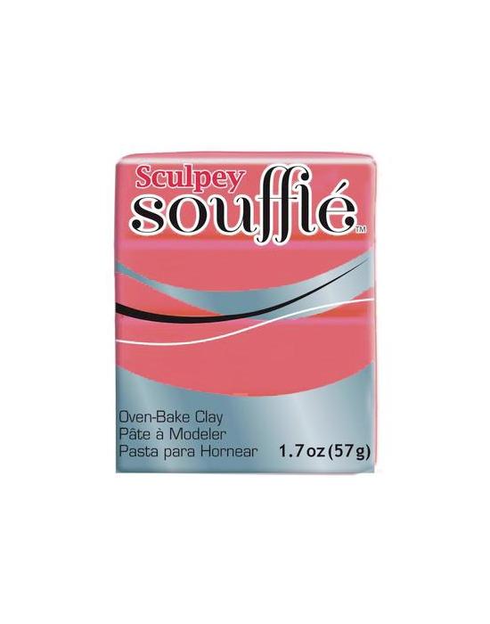 Soufflé 48 g Rose mai tai N° 6633