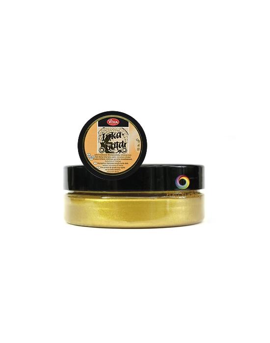 Inka-Gold patina wax Gold