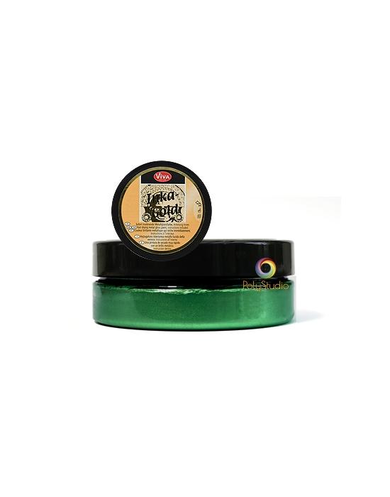 Inka-Gold patina wax Emerald