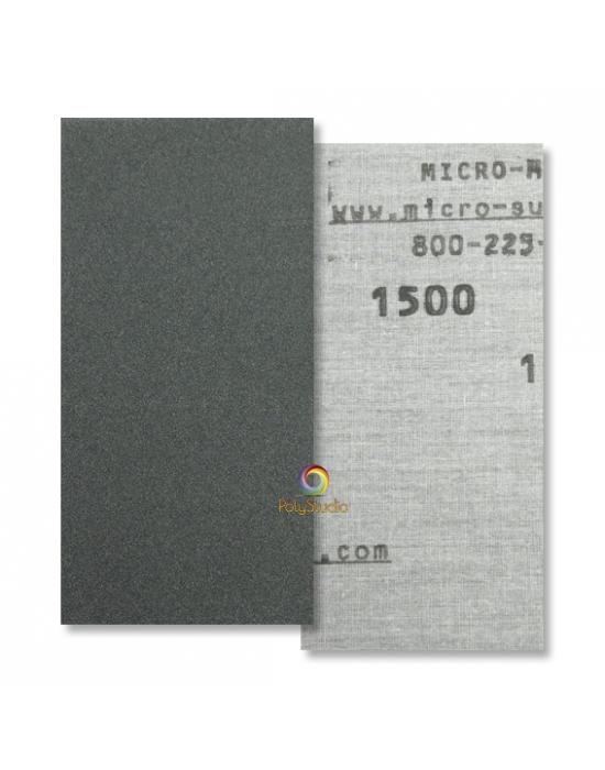 Micro-Mesh wet sanding cloth grit 1500
