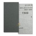 Toile abrasive à l'eau Micro-Mesh grain 1500