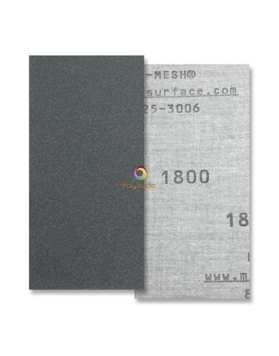 Toile abrasive à l'eau Micro-Mesh grain 1800