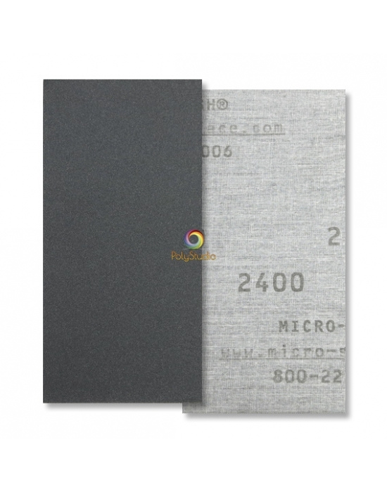 Micro-Mesh wet sanding cloth grit 2400