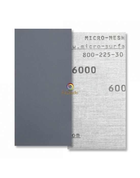 Micro-Mesh wet sanding cloth grit 6000