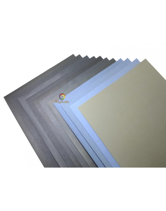 11 Waterflex sanding sheets grits 360 to 3000