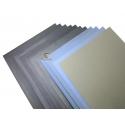 11 abrasifs à l'eau Waterflex gr 360 à 3000