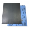 2 Waterflex sanding paper sheets grit 1200