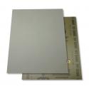 2 Waterflex sanding paper sheets grit 3000