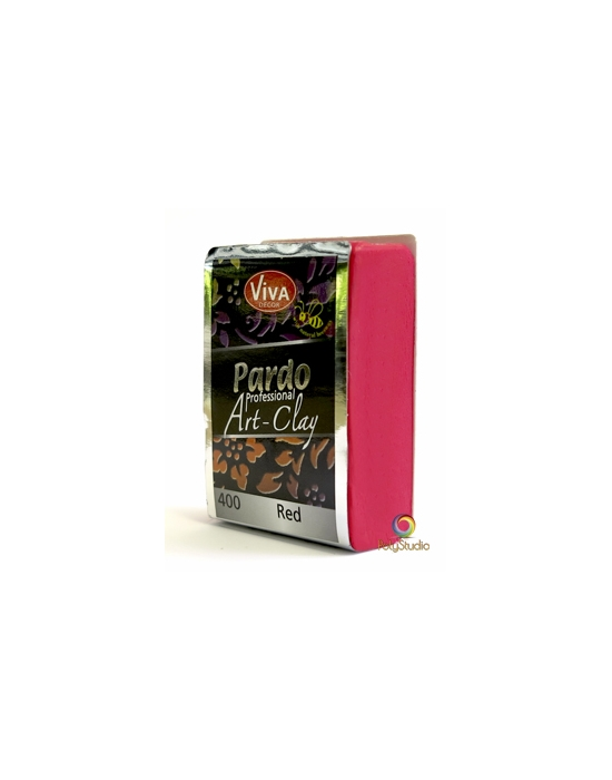 PARDO Art-clay 56 g Rouge