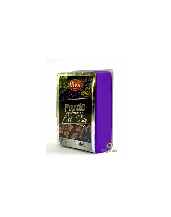 PARDO Art-clay 56 g (2 oz) Violet