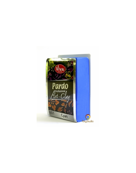 PARDO Art-clay 56 g (2 oz) Cyan