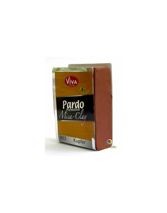 PARDO Mica-clay 56 g (2 oz) Copper