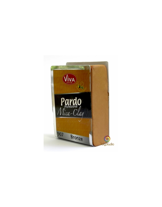 PARDO Mica-clay 56 g (2 oz) Bronze