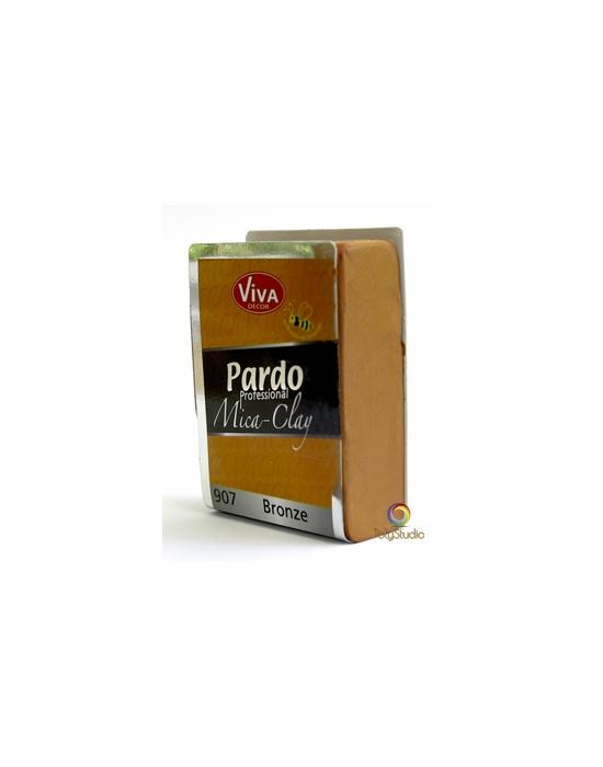 PARDO Mica-clay 56 g (2 oz) Bronze