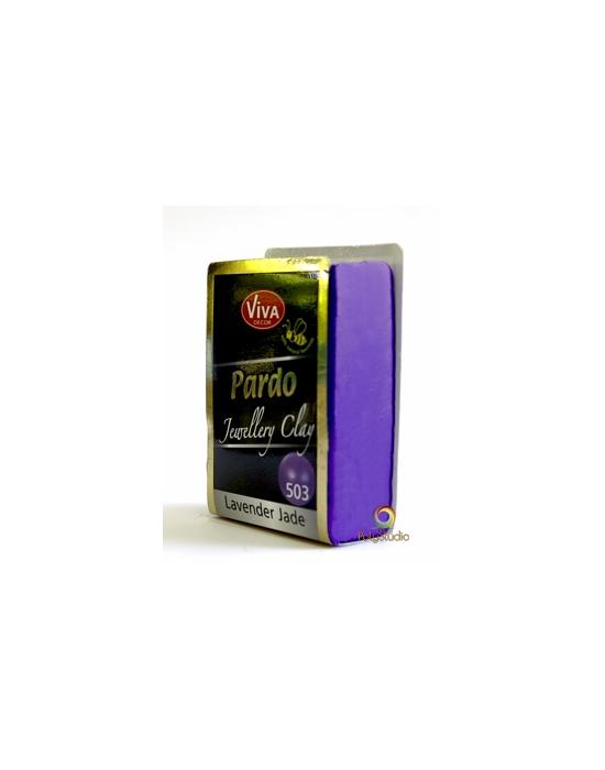 PARDO Jewelry-clay 56 g Jade lavande