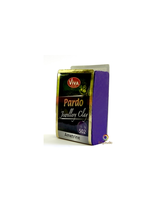 PARDO Jewelry-clay 56 g (2 oz) Ametrine