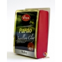 PARDO Jewelry-clay 56 g (2 oz) Ruby