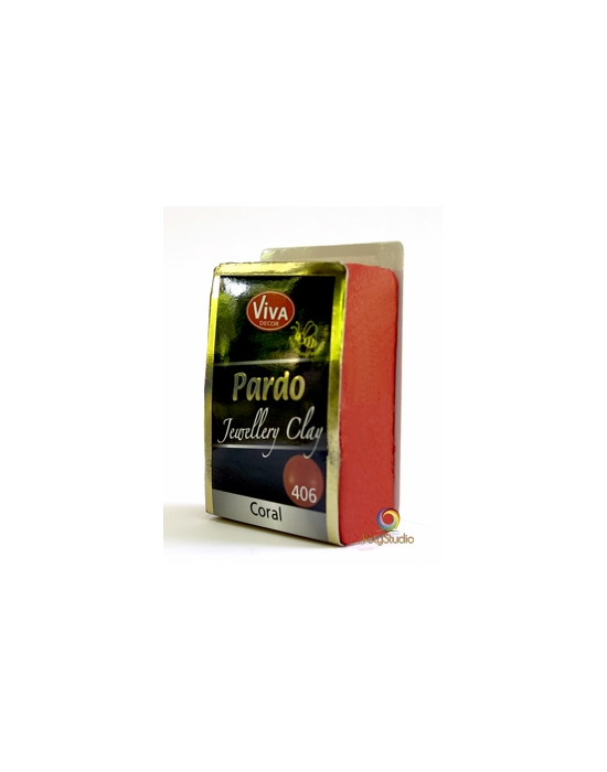 PARDO Jewelry-clay 56 g (2 oz) Coral