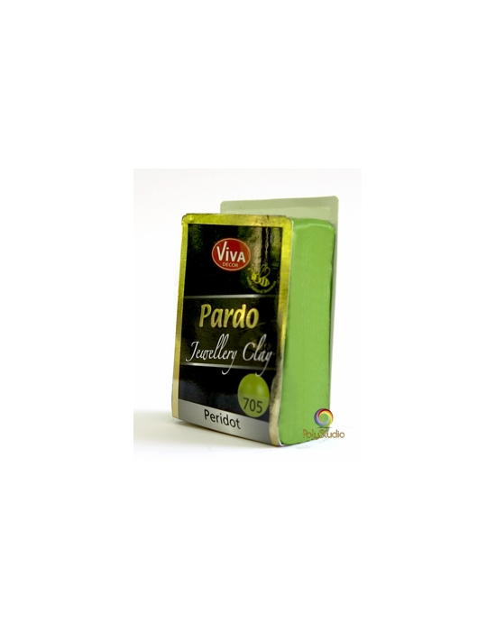 PARDO Jewelry-clay 56 g Péridot