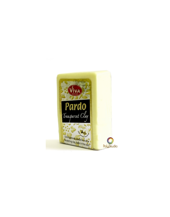 PARDO Transparent-clay 56 g Jaune