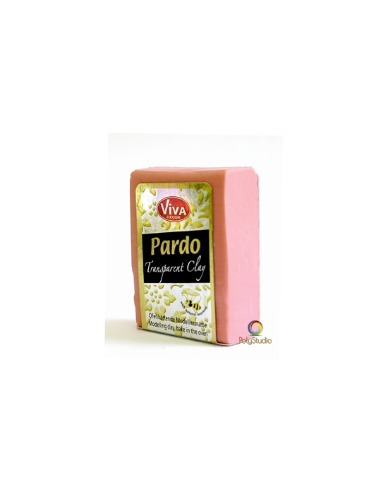 PARDO Transparent-clay 56 g (2 oz) Orange