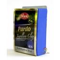 PARDO Jewelry-clay 56 g Aventurine Bleue