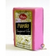 PARDO Transparent-clay 56 g (2 oz) Red