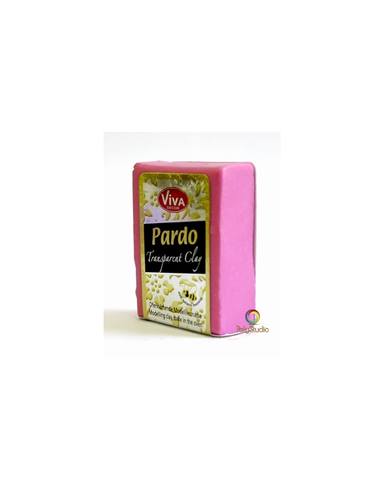 PARDO Transparent-clay 56 g Rouge