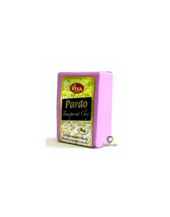 PARDO Transparent-clay 56 g Rose