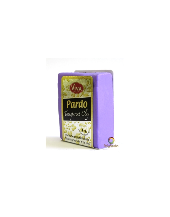 PARDO Transparent-clay 56 g Lilas