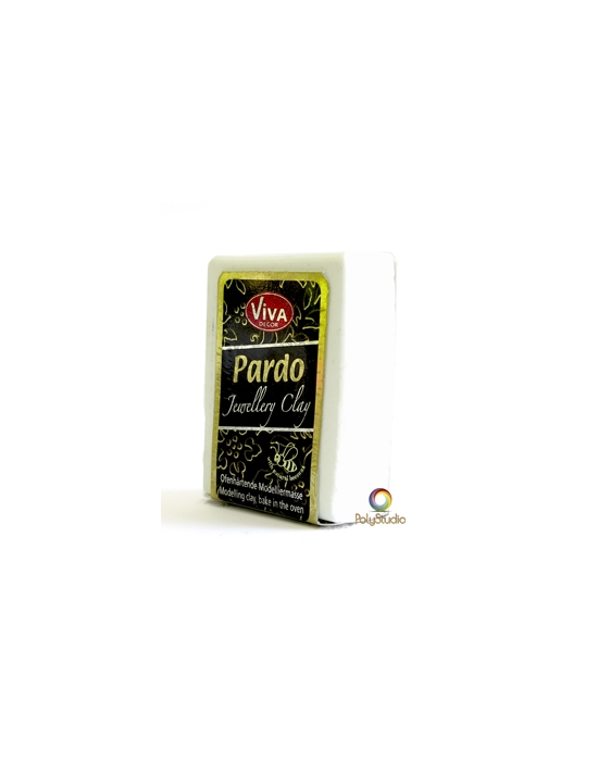PARDO Jewelry-clay 56 g (2 oz) White