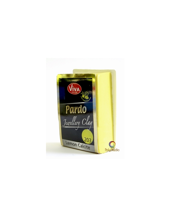 PARDO Jewelry-clay 56 g (2 oz) Calcite Citrus