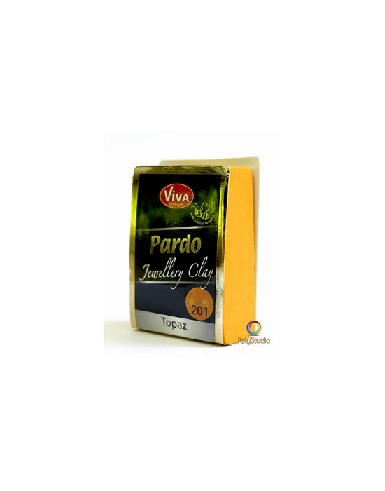 PARDO Jewelry-clay 56 g Topaze