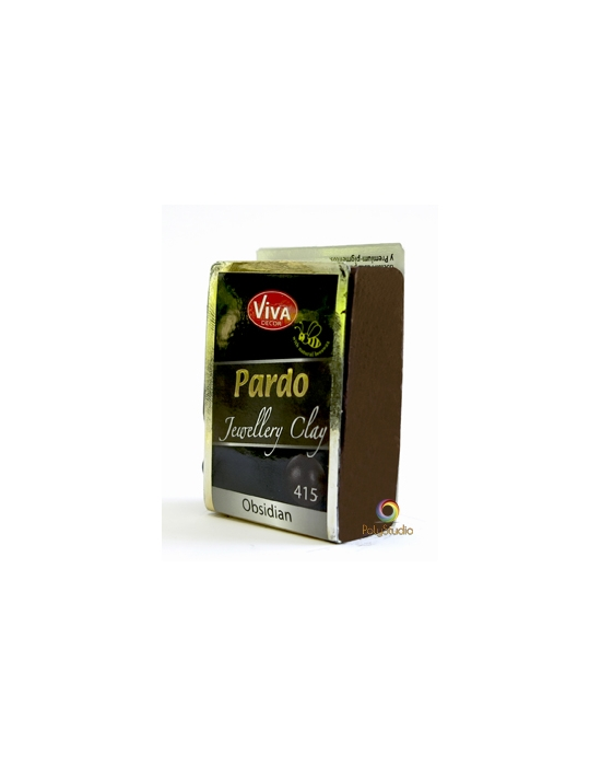 PARDO Jewelry-clay 56 g (2 oz) Obsidian