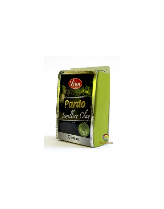 PARDO Jewelry-clay 56 g Olivine