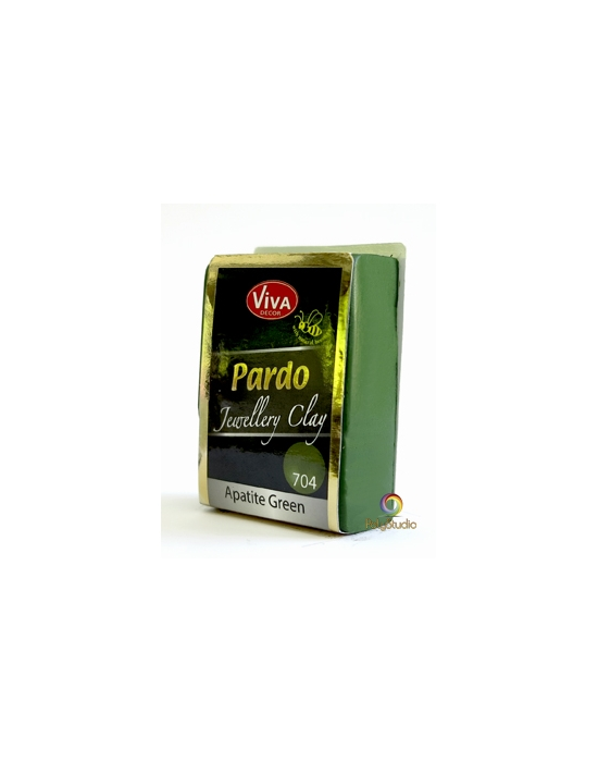 PARDO Jewelry-clay 56 g (2 oz) Apatite green