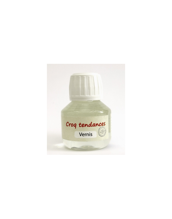 Croq Tendances Glossy varnish 50 ml (1,69 oz)