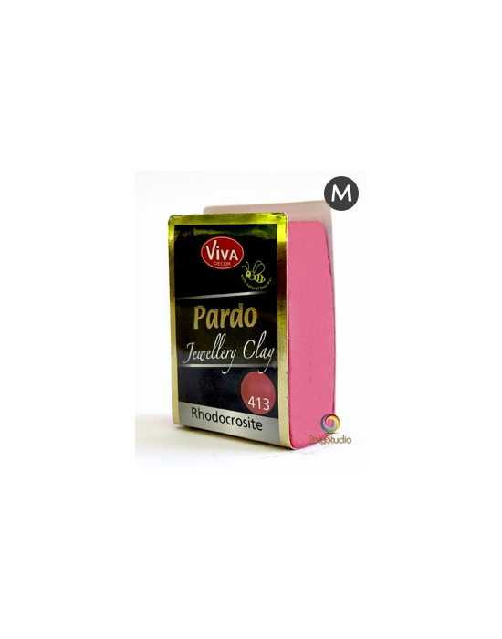 PARDO Jewelry-clay 56 g (2 oz) Rhodochrosit